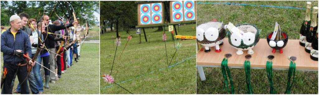 """Best in Lithuania"" archery competition 2013"