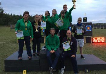 Vasaros sezoną Lietuvoje alytiškiai baigė su medaliais