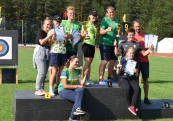 Alytaus lankininkai Lietuvos čempionate iškovojo net 13 medalių