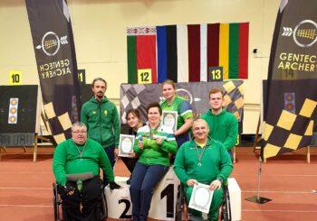 Alytaus lankininkai iš Baltijos šalių čempionato grįžo su keturiais medaliais