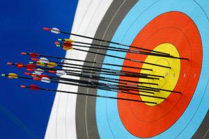 Šaudymas iš lanko - olimpinis sportas