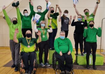 Varžybų badas nutrauktas Alytuje – lankininkai išsidalino Lietuvos čempionato medalius