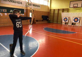 Olimpinis šaudymo iš lanko sportas Lietuvoje gali stiprėti tik per masiškumą
