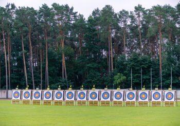 Centriniame Alytaus stadione – istorinis Lietuvos šaudymo iš lanko čempionatas
